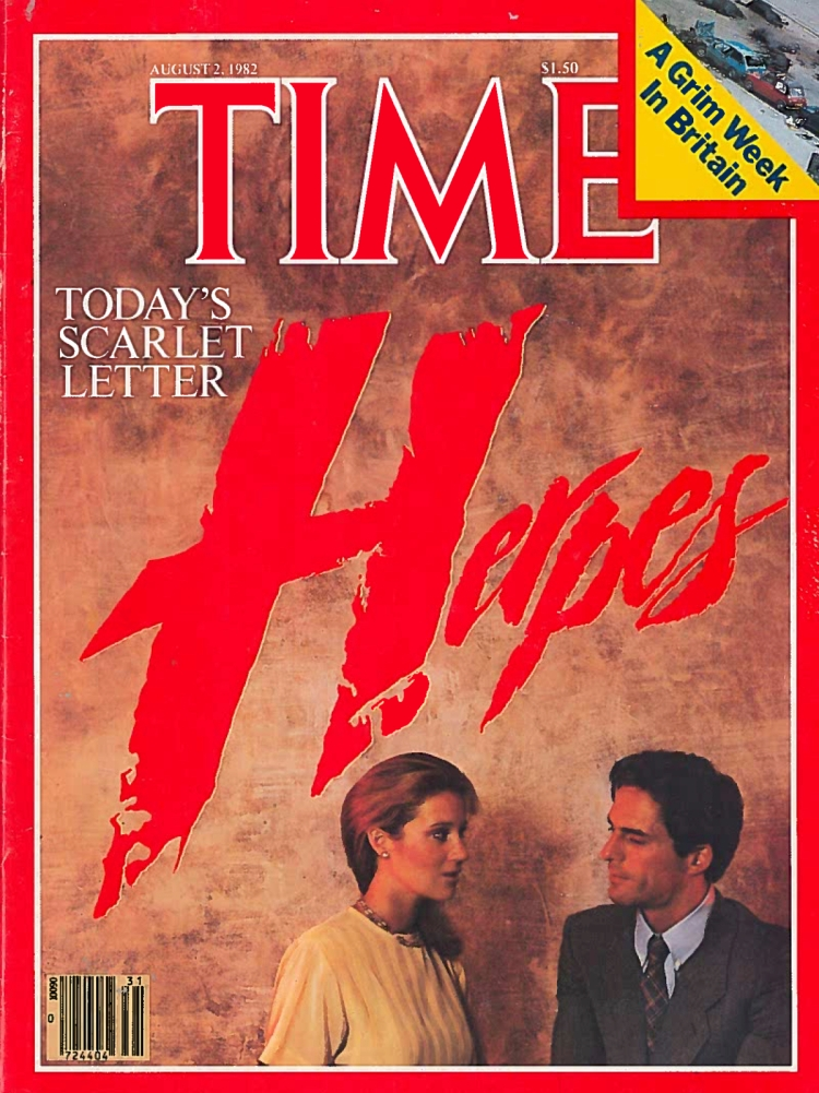 TIME Magazine Ruined Herpes Journalism Heres How To Fix It